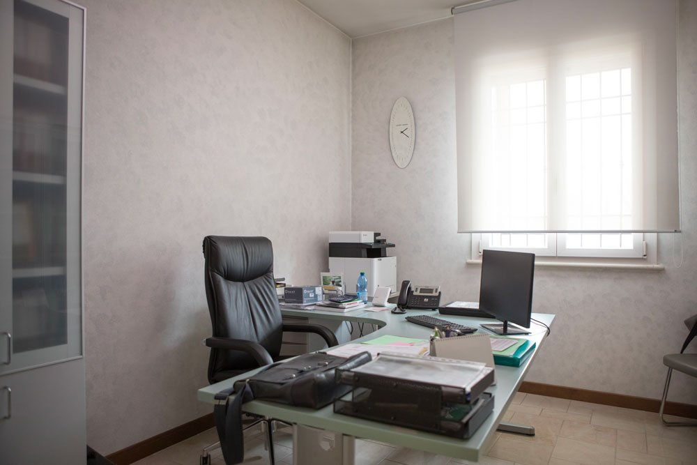 Uffici amministrativi Orogas